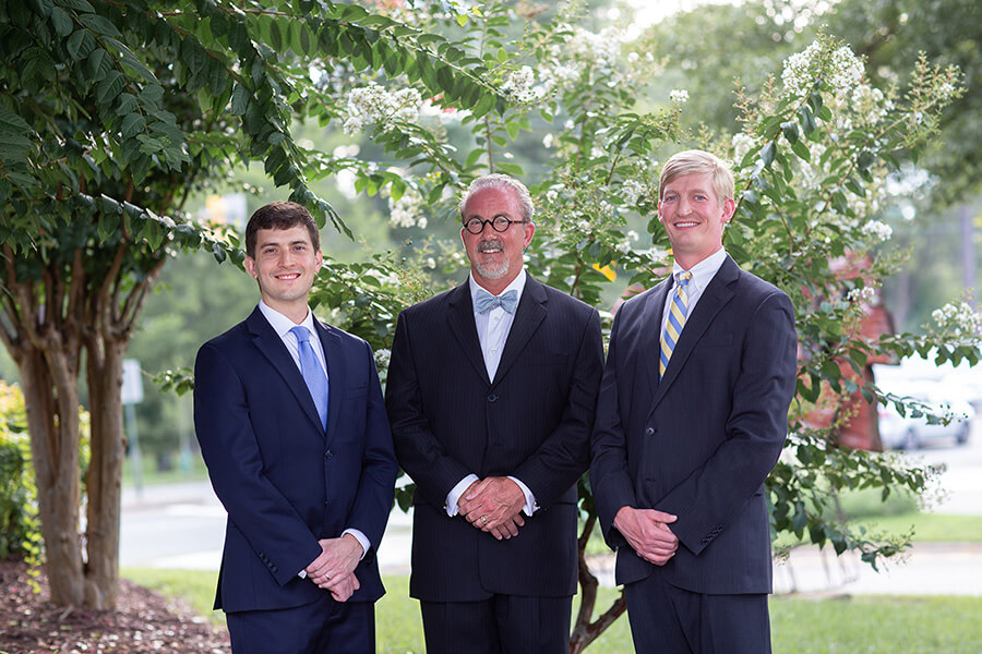 Drs. Jeff Friend DDS, Patrick Lawrence DDS, Christopher J. Collie, DDS